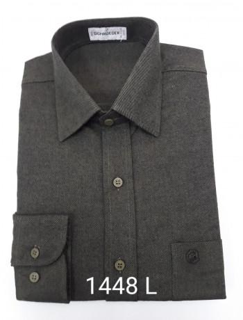 Camisa masculina manga longa várias cores inverno