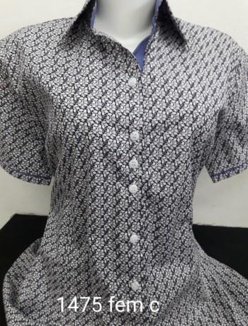 Camisete feminina manga curta estampada várias cores